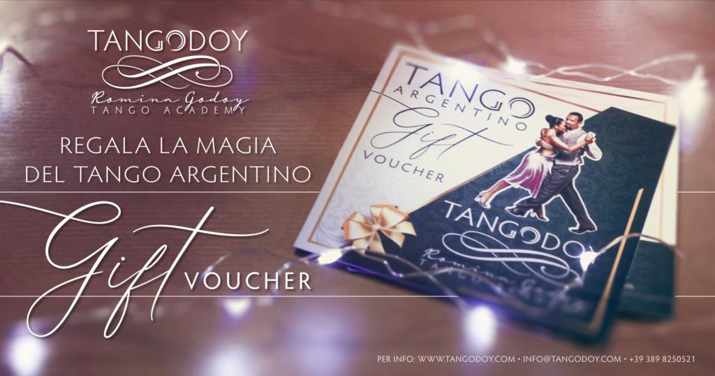 Regala la magia del Tango Argentino a Genova