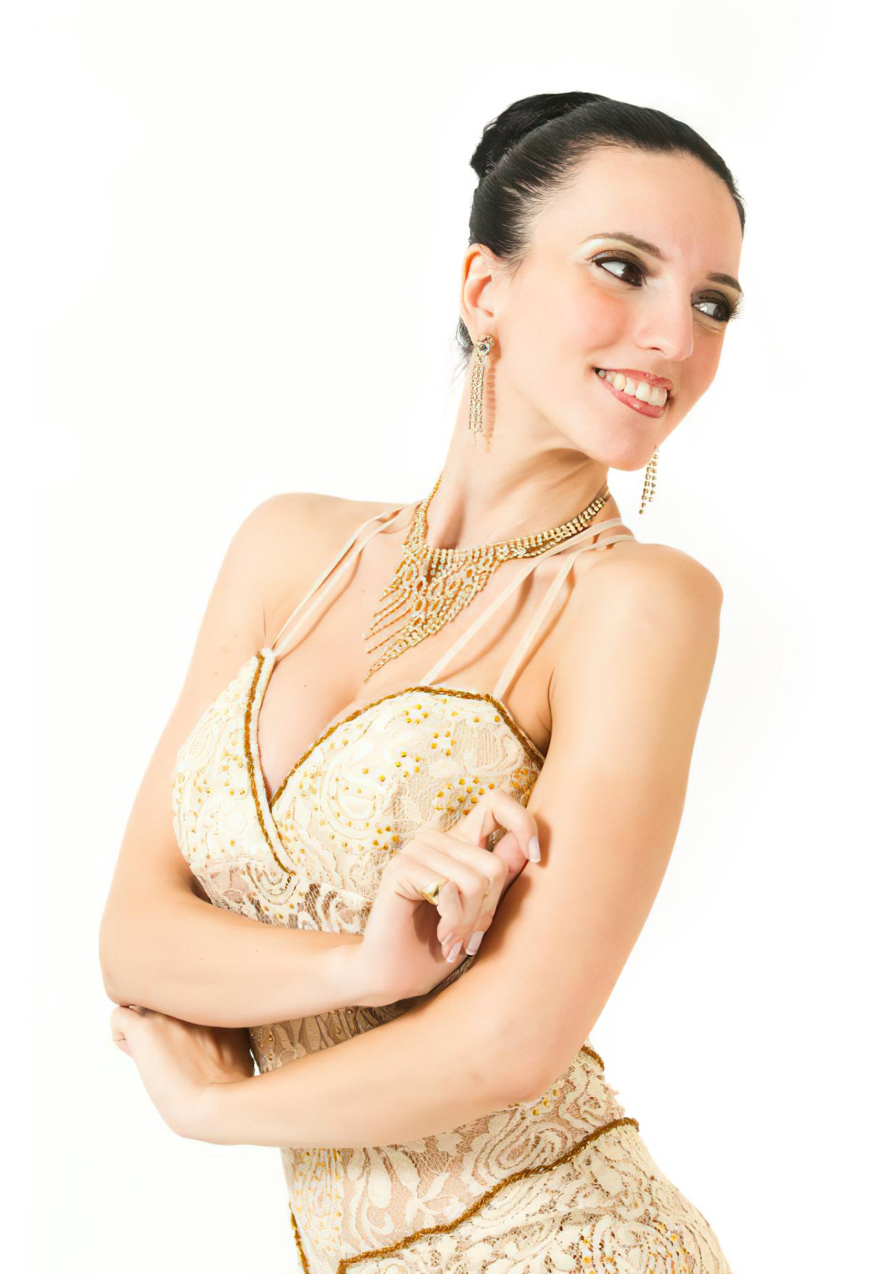 Romina Godoy insegnante di Tango Argentino a Genova