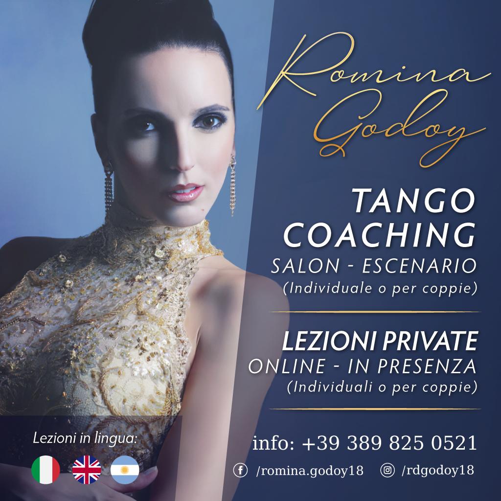 tango coaching genova romina godoy